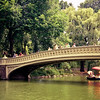 <h2>Saturday Afternoon in Central Park - New York City </h2> - By Vivienne Gucwa  Sometimes there are moments that are so beautiful that they leave imprints on your heart forever.  Red umbrellas and parasols on row boats under the always romantic Bow Bridge in the summer in New York City's Central Park.  ---