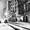 New York City - Snow on a Winter Night