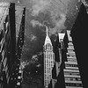 Chrysler Building New York City - Newsprint Edition