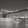 Brooklyn Bridge - Night - New York City