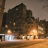 New York City - Snow - Winter Storm - Upper East Side