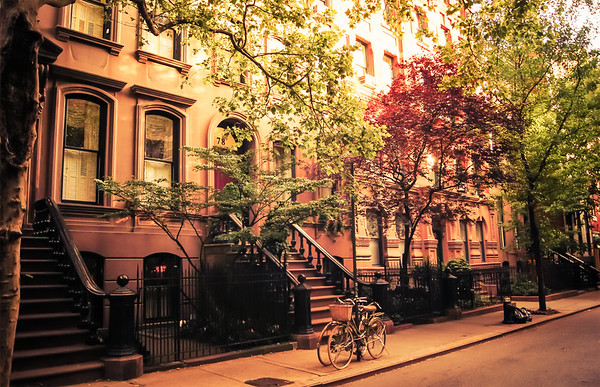 Summer Afternoon - New York City