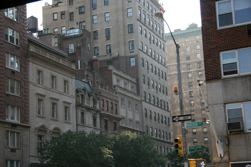 New York Steets
