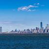 Manhattan and NJ