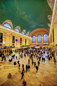 Grand Central Station, Manhattan, New York City.