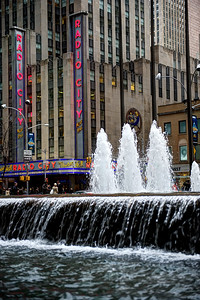 Radio City Music Hall, Manhattan, New York City.