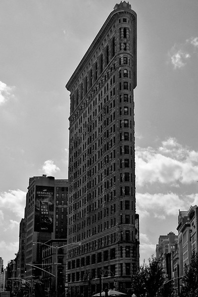 Flatiron Building 2 - New York City