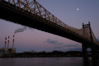 Queensborough Bridge, New York City