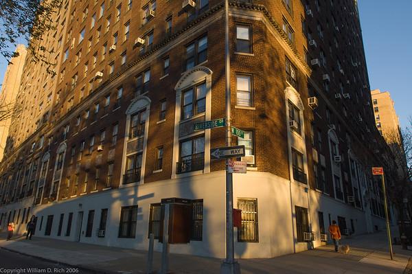 280 Riverside Drive, Manhattan, New York