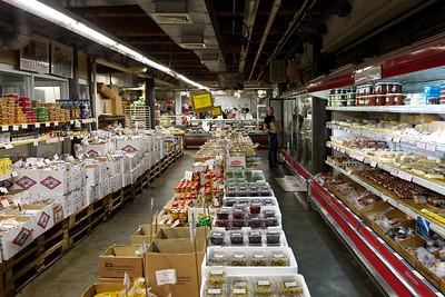 Italian Grocery Store in Chelsea Market
