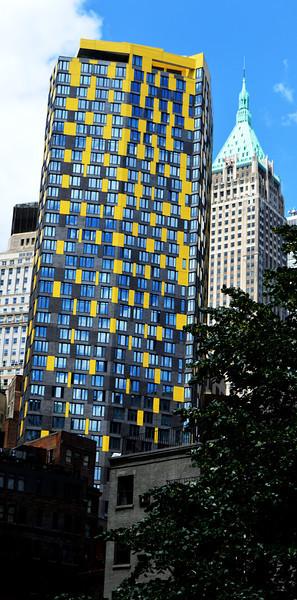 Unique Buildings in NYC