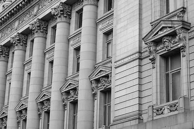 The Old Customs House, Lower Manhattan, New York City