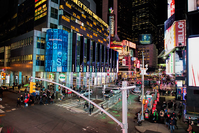 Midtown Manhattan, Times Square
