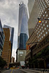 World Trade Center, Manhattan.