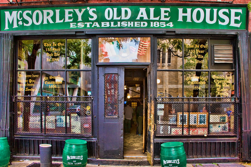 McSorley's Old Ale House - New York City