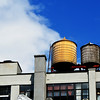 Roof Wooden Water Tanks in NYC