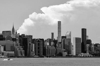 A Storm Gathers Over New York