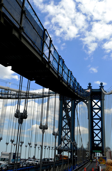 Manhattan Bridge in NYC 25