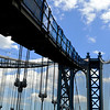 Manhattan Bridge in NYC 25