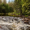 Monument Falls on the Ausable River