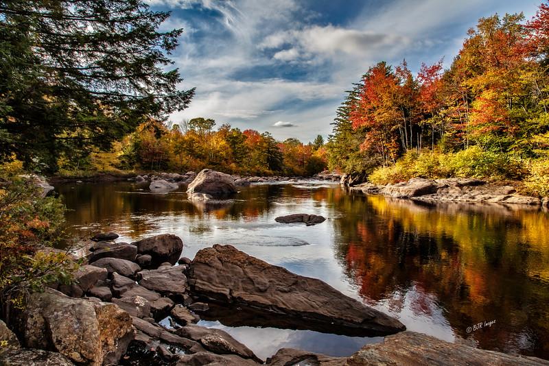 Moose River in the Adirondacks