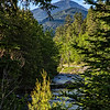 Whiteface Mountain from the Ausable River