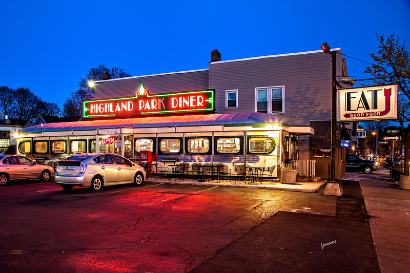 Rochesters Highland Park Diner
