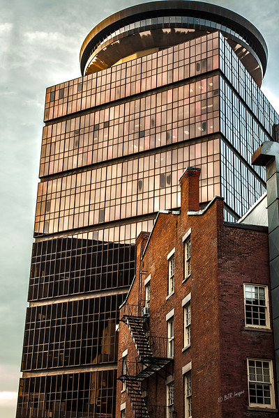 Old and New in Rochester