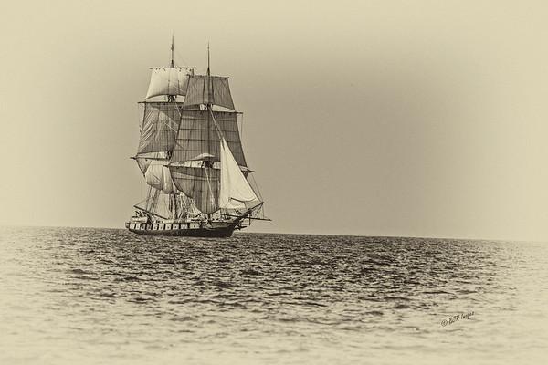Tall Ship USS Niagara