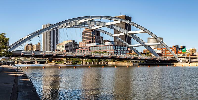 Rochester and the Freddie Sue Bridge