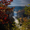 Inspiration Point Color at Letchworth