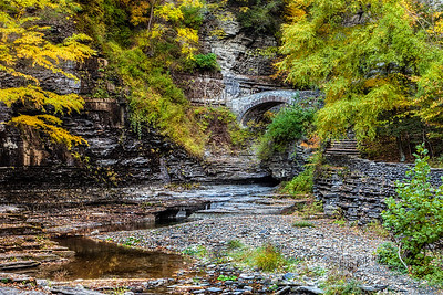 Robert Treman State Park in Ithaca