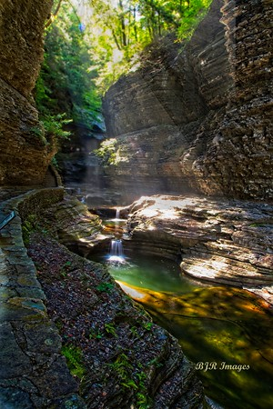 Watkins Glen Sunshine