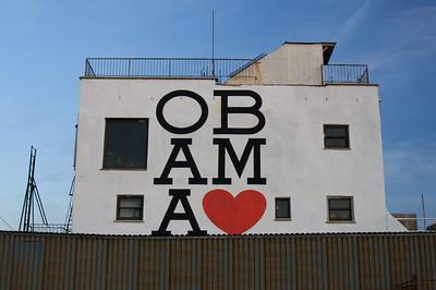 """""""Obama"""" - Brooklyn"""