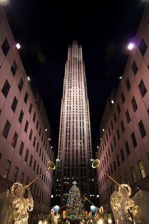 Promenade up to 30 Rock