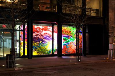 Gallery lights