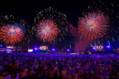 2017.07.04 Fireworks