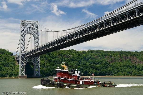 Tugboat - New York
