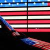 Flag Draped