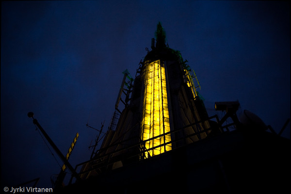 The Top of Empire State Building - New York
