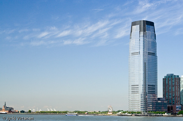 Goldman Sachs Tower - New Jersey, NY, USA