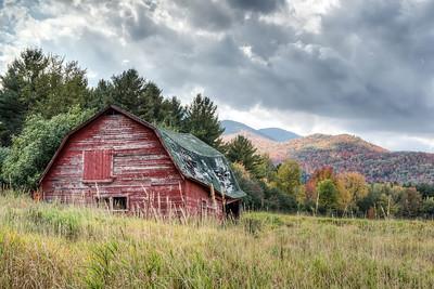 #769  Red Barn