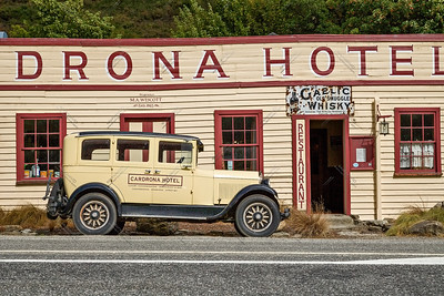 Situated on the spectacular Crown Range Road between Queenstown  and Wanaka