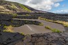 Highway planning trumped by Mother Nature on the Big Island.<br /> Photo © Carl Clark