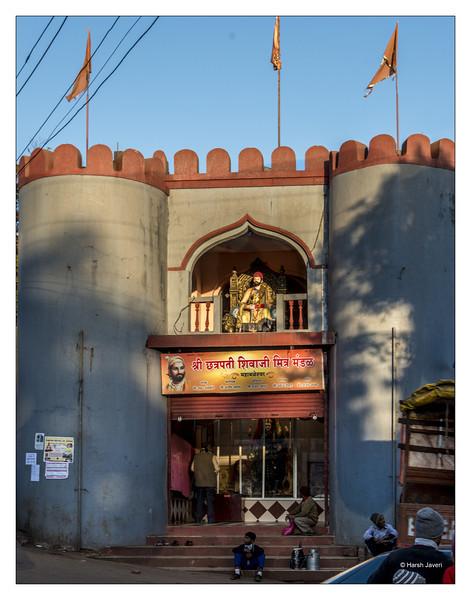 Market, Mahabaleshwar
