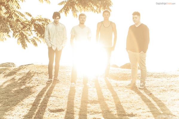 "Royal Oak Band (l – r: Myles, Austin, James and Brayson); <a href=""http://www.royaloakband.com/"">http://www.royaloakband.com/</a>; MUH by Heidi Cheung; commercial project, July 2014"