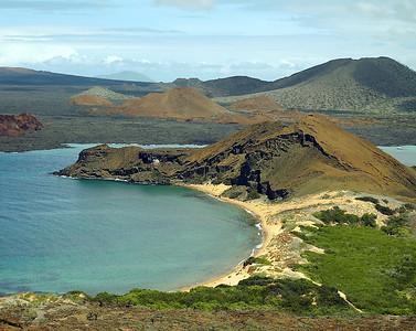 Bartolome Island 3, Galapagos, Ec