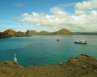 Bartolome Island 1, Galapagos, Ec