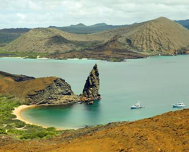 Bartolome Island 2, Galapagos, Ec