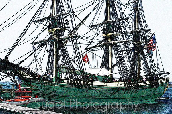 Newport Tall Ships Battleship Cove
